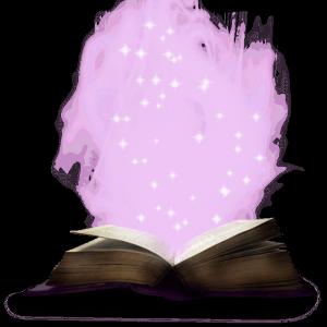 ヒーローズジャーニー,魔法の本画像