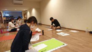 ガリボーン,ワークショップ兵庫yogasorari7